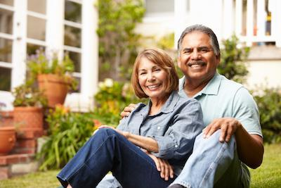 Older Couple | McKnight Signature Dental