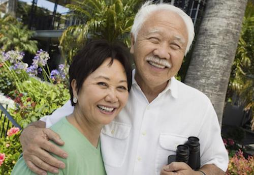 Asian Couple | McKnight Signature Dental