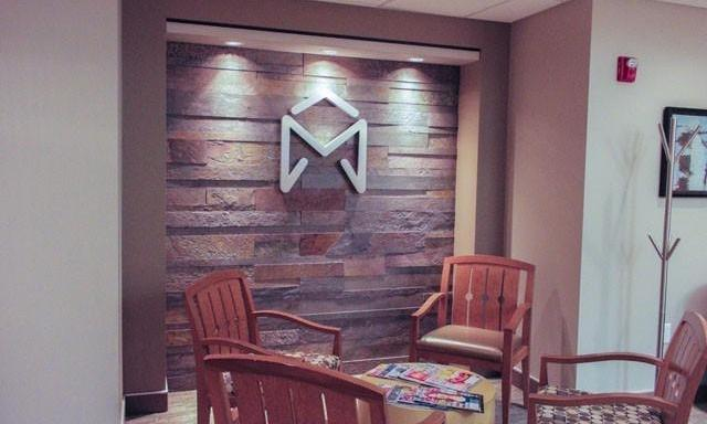 Waiting Room | McKnight Signature Dental
